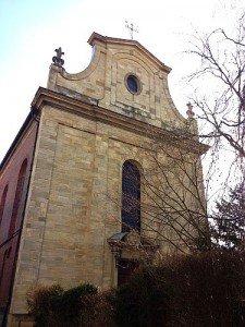 St. Aegidii-Kirche (Aegidiikirche)