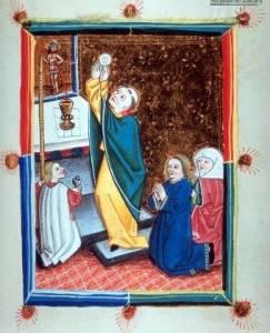 Heilige Messe / Messfeier