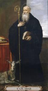 Heiliger Aegidius von Gilles