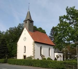 Kirche St. Johannes der Täufer in Venne / Senden