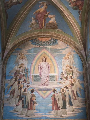 Altarbild in St. Aegidii