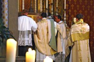 Lateinische Messe / Alte Messe