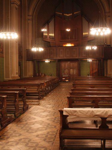 Orgel in St. Aegidii