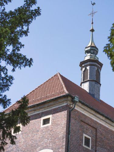 Kirchturm von St. Aegidii