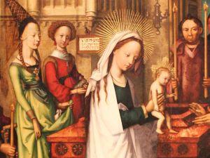 Mariä Lichtmess 2020 in St. Aegidii (Münster)